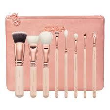 Buy <b>ZOEVA Rose Golden</b> Vol. 2 Luxury Set (8 Brushes) | Sephora ...