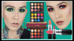 5 Looks & Review: <b>MAC ART LIBRARY</b> COLLECTION - YouTube