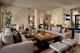 living room design ideas in brown and beige wooden coffee table sofa set decorative pillows brown living room furniture ideas