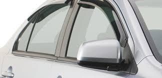 Зачем нужны <b>дефлекторы</b> на автомобиль