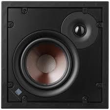 встраиваемая акустика dali phantom h 50
