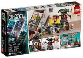 Купить <b>Конструктор LEGO Hidden Side</b> 70420 Загадка старого ...