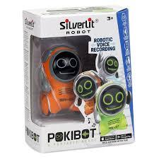 Робот <b>Покибот</b> оранжевый <b>Silverlit</b> артикул/арт. 88529-1 - купить ...