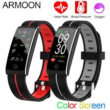 <b>Fitness Bracelet F10P</b> Heart Rate Smart Band Sleep Monitor Blood ...