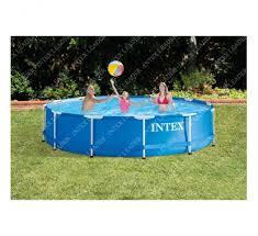 Купить Бассейн каркасный <b>Intex Metal Frame</b> Pool, <b>366х76</b> см ...