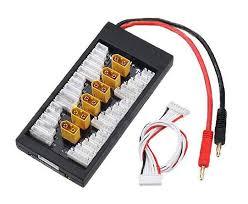 <b>Плата</b> для параллельной <b>зарядки</b> двух аккумуляторов <b>Fuse</b> 2-6S ...