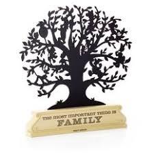 Disney Family Tree Silhouette - Decorative Accessories - Hallmark