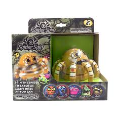 Активная <b>игра Catch Up Toys</b> Spider Spin Cute SS-001S-CUE ...