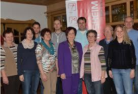 Vorsitzender Jochen Prinzkosky, Inge Adler, Alois Boehm, Stefanie Schuster, 2. Vorsitzender Michael Arzberger - jhv%252013%2520043