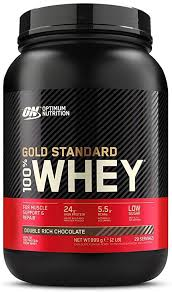 Optimum Nutrition <b>Gold Standard Whey</b> Protein Powder Muscle ...