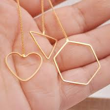 2019 <b>New Fashion</b> Earrings <b>Fashion Simple Geometric</b> Long Ear ...