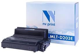 <b>Картридж NV Print MLT-D203E</b> для Samsung, совместимый ...