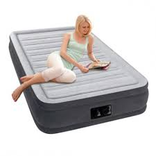 <b>Надувная кровать Intex Comfort-Plush</b> Mid Rise Airbed (Full ...