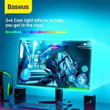 <b>Светодиодная лента Baseus</b>, светильник <b>RGB</b> 5050, гибкая USB ...