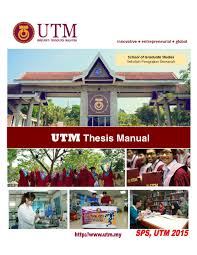 thesis utm master a guide to writing your masters dissertation school of