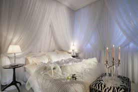 canopy bed drapes bedroom sets exciting canopy bed drapes curtains in white thickmaterial
