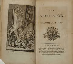 the spectator club by sir richard steele and several essays by image