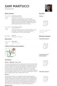 advertising resume advertising assistant resumes advertising intern resume samples advertising assistant resume