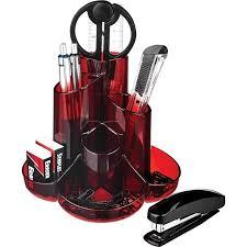 <b>Набор настольный Attache Selection</b> S-357 10 предметов красный