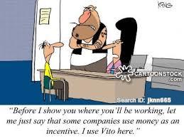 Motivating cartoon   of