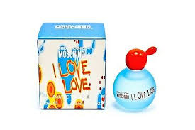 I <b>Love Love</b> Cheap & Chic Moschino EDT Miniature 0.16 oz for ...