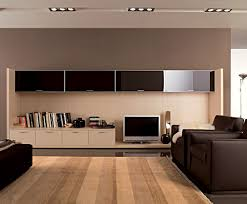living room from zalf with white wall unit and leather sofa s m l beautiful brown living room