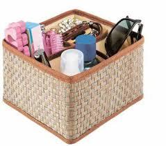 Корзина <b>CASY HOME</b> для косметики и бижутерии, 4 ячейки ...