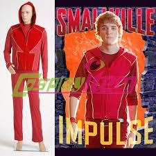 Free shipping <b>Smallville</b> Bart Allen <b>Impulse</b> the Flash Halloween ...
