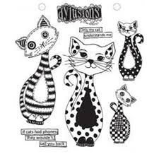 <b>YaMinSanNiO</b> Animal Cat <b>Metal</b> Cutting Dies Round Stencils Dies ...