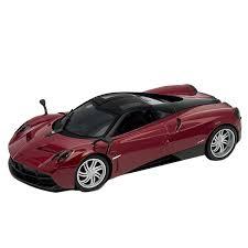 <b>Модель машины Welly Pagani</b> Huayara 19 см, артикул: 24088 ...