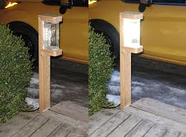 a very bright 1 watt diy led garden light bright outdoor lighting