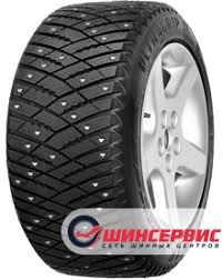 Зимние <b>шины Goodyear UltraGrip Ice</b> Arctic. Характеристики ...