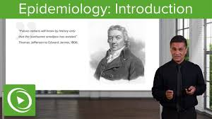<b>Introduction to Epidemiology</b>: History, Terminology & Studies ...