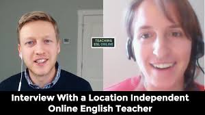 interview a location independent online english teacher interview a location independent online english teacher teacher diane