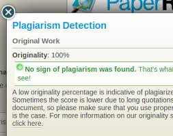 paper rater anatomy of a plagiarism checker anatomy of a plagiarism checker