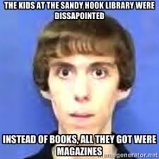 The kids at the Sandy Hook Library were dissapointed Instead of ... via Relatably.com