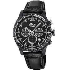 #Lotus <b>Men</b>`s #<b>Multifunction Sport</b> #Watch With Leather Strap ...