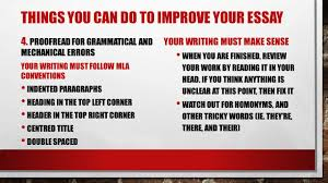 literacy test prep learning goal i will be able to form an things you can do to improve your essay 4