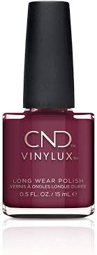 <b>CND Vinylux</b> Long Wear <b>Nail Polish</b> (No Lamp Required), 15 ml ...
