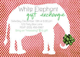 white elephant christmas party invitations disneyforever hd fabulous white elephant christmas party invitations 18 for hd image picture ideas white elephant christmas