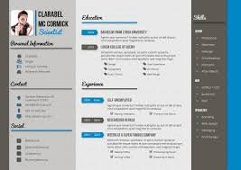 design haven creative resume and cv template g1 a4 landscape creative resume and cv g1 a4 landscape scheme 1 1