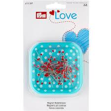 <b>Магнитная игольница</b> с булавками Prym Love 610287 - купите в ...