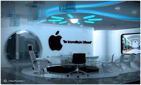 office meeting room futuristic meeting room blue office room design