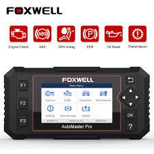 <b>Foxwell NT614 Elite OBD2</b> Car Diagnostic Tool OBD2 Code Reader ...