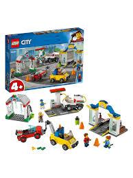 <b>Конструктор LEGO City</b> 60232 Автостоянка LEGO 8120286 в ...