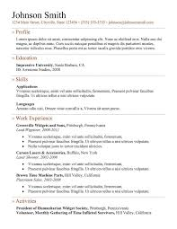 resume template best templates for freshers 9 best resume templates for freshers best inside resume template