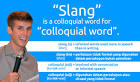colloquial