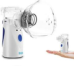 <b>Mesh Nebulizer</b> Inhaler,Portable Handheld <b>Ultrasonic</b> Humidifier ...