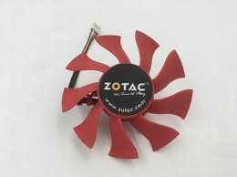 ZOTAC GTX260 GTX460 Destroyer Graphics Fan <b>FirstD</b> ...