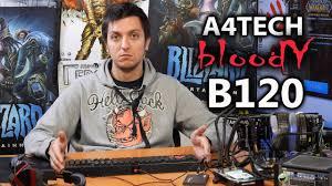 <b>A4Tech Bloody</b> B120: обзор игровой <b>клавиатуры</b> - YouTube
